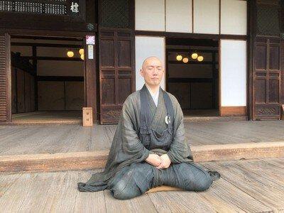 京都最大の禅寺 妙心寺「松翠の禅」~特別拝観と坐禅体験~