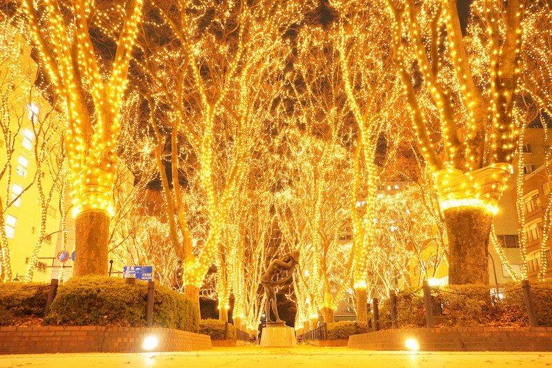2020SENDAI光のページェント 宮城県・仙台市青葉区|イルミネーションガイド2020