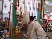 どんと祭 人形感謝祭(供養祭)