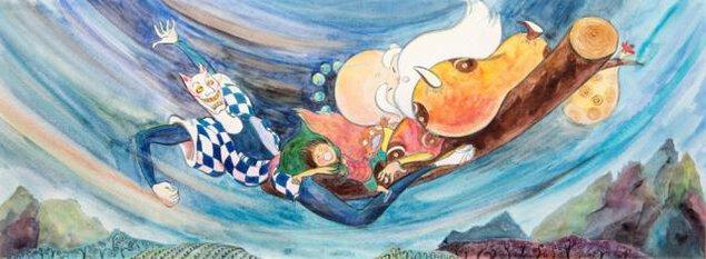 人形劇「ねずみのよめいり」