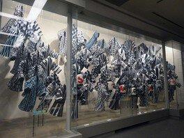 博多祇園山笠展17-山笠と法被-