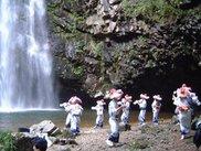 県立自然公園 龍頭が滝