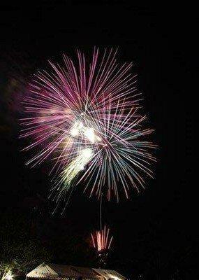 【2020年開催なし】有田夏祭り納涼花火大会