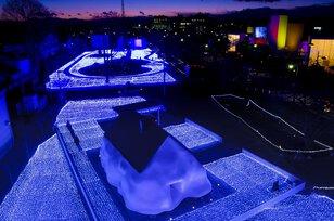 十和田市現代美術館前 アート広場