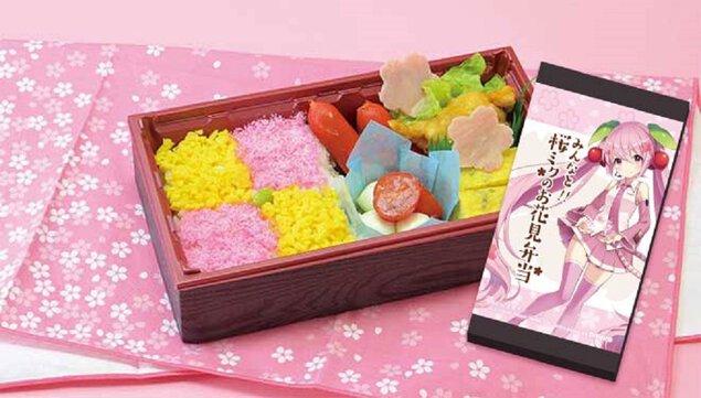 『桜ミク』×グッドスマイル×アニメイトカフェ