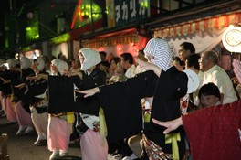 毛馬内盆踊り(国重要無形民俗文化財)