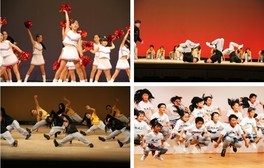 ダンス&パフォーマンス New.Age.Dragon ダンスステージ