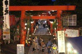 三光稲荷神社第10回縁日参り