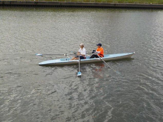 平日ボート教室 ステップアップコース(4月)