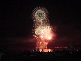 【2020年開催なし】第24回阿字ヶ浦海岸花火大会