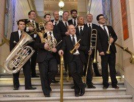 ベルギー金管アンサンブルTraveling Brass2018(米沢公演)
