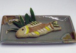 あゆクッキー作り(なかがわ水遊園)