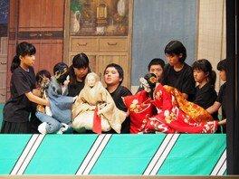 淡路人形浄瑠璃後継者交流発表会