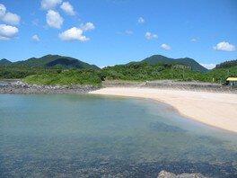 【海水浴】浜田海水浴場
