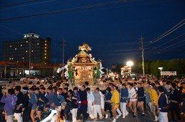 中村夏祭り