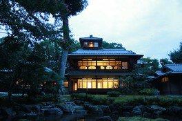 重要文化財 旧三井家下鴨別邸 夏の夜間開館