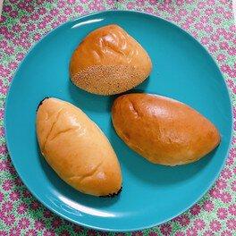 パン職人さんから教わる!3種類のクリームパンとパンマグネット作り