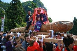 しただふるさと祭り ~雨生の大蛇祭~<中止となりました>