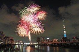 【2020年中止】第43回隅田川花火大会