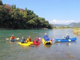 初夏のアクティビティ・フェス 利根川「川遊び」スペシャルday アウトドア自然体験
