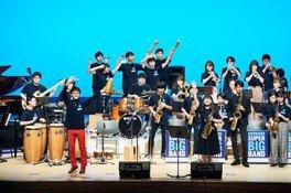 みなとみらいSuper Big Band 若さあふれる JAZZ LIVE!<中止となりました>