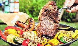 Natural Garden BBQ