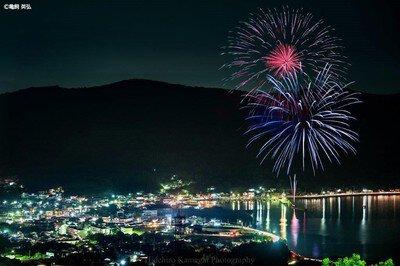 疫神夏祭り今福花火大会【2021年中止】