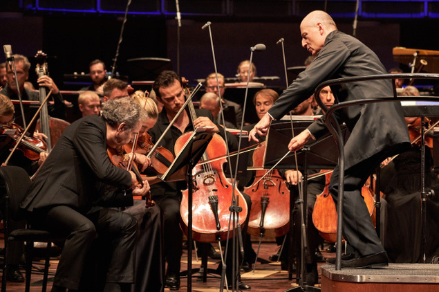 第57回大阪国際フェスティバル2019 パーヴォ・ヤルヴィ指揮 エストニア・フェスティバル管弦楽団