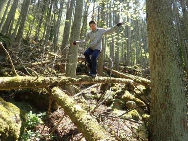 由布岳で思いっきりストレス発散登山!