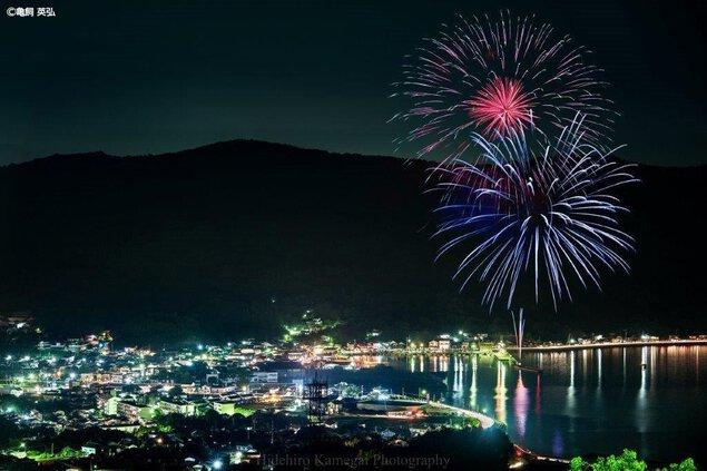 20周年! 疫神夏祭り今福花火大会
