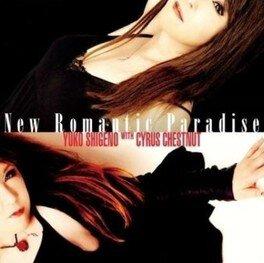 しげのゆうこnew CD「New Romantic Paradise」発売ライブ
