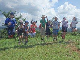 ヤックス自然学校「第42回サマーキャンプ:はじめてキャンプ」