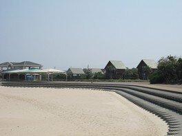 【海水浴】多郎島海水浴場