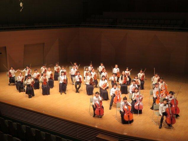 ひたちジュニア弦楽合奏団 スプリングコンサート 2019