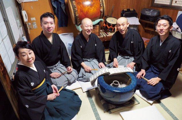 大須で江戸噺2019