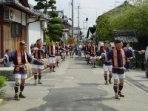 熊野神社 公家奴振り<中止となりました>