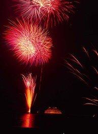 【2020年中止】箱根園サマーナイトフェスタ納涼花火大会