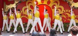 花やしき少女歌劇団 ステージショー(6月)