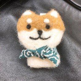 羊毛フェルトワークショップ in e-JAF STATION芦屋