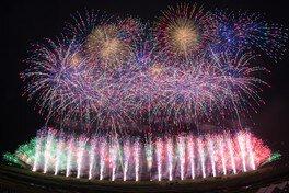 【2019年開催なし】東京花火大祭~EDOMODE~