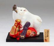 博多人形「亥」の干支と縁起物展