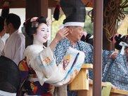 節分祭・舞妓さんや鬼が舞う八坂神社から知恩院、平安神宮へ