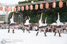 大宮夏まつり 第22回東大宮サマーフェスティバル