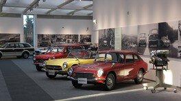 ホンダコレクションホール開館20周年記念 市販製品 特別走行