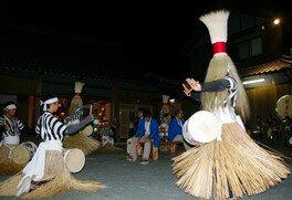 麻加江かんこ踊り