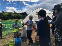 2019信州こうみ 農業&田舎暮らし体験塾