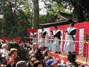 五所神社 節分祭