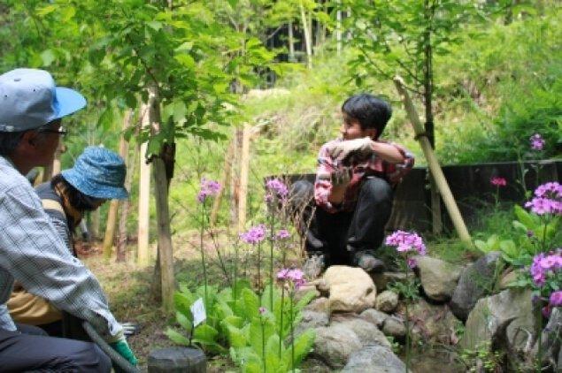 自然かんさつ会(4月)