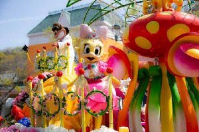 Fantastic Parade ~blooming color~