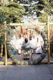 高良大社川渡祭(へこかき祭り)